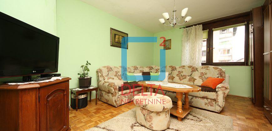 Dvosoban stan na prvom spratu, Dobrinja
