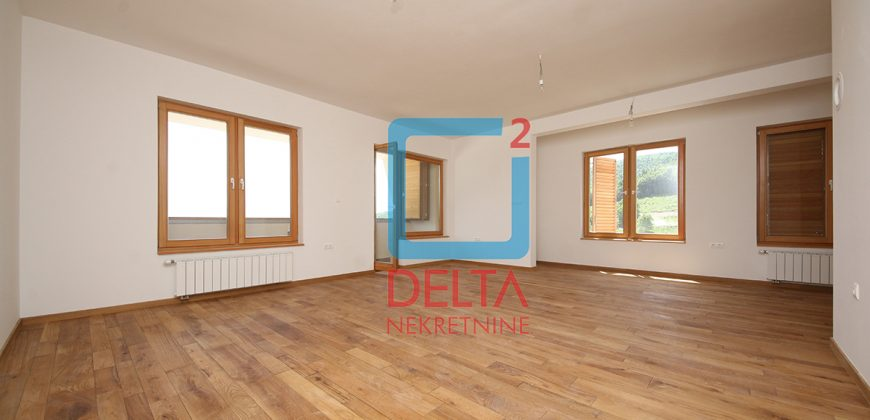 Dvosoban apartman 65m2 na drugom spratu, Bjelašnica