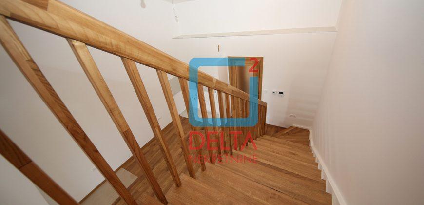 Dvoetažni apartman 63m2 na trećem spratu, Bjelašnica