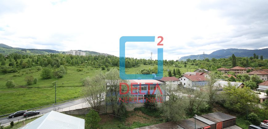 Komforan dvosoban stan, Koševsko brdo / Bare / Centar
