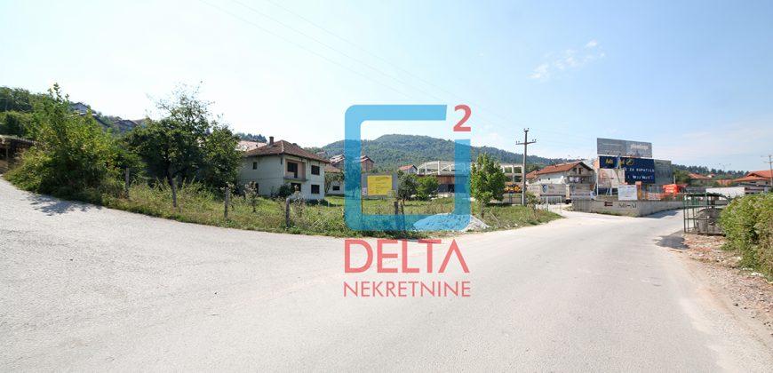 Zemljište 2.500 m2 na Vogošćanskoj petlji, Vogošća