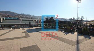 Poslovni prostor na platou Skenderija, Skenderija
