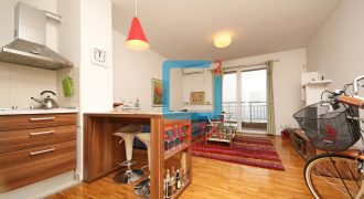 Namješten dvosoban stan sa garažom, Tibra / Stup