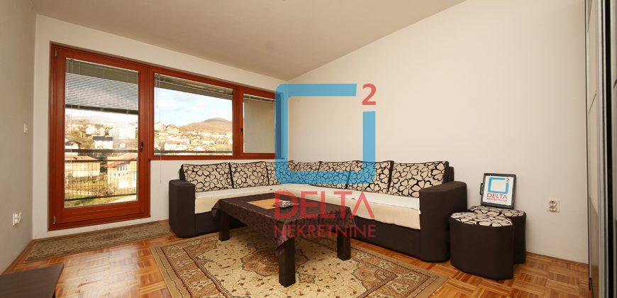 Prostran jednosoban stan sa balkonom, Vogošća