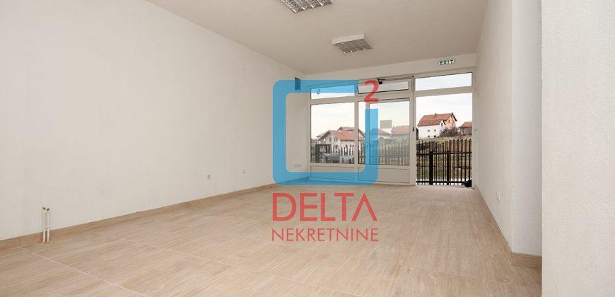 Adaptiran poslovni prostor 65m2, Novi Grad