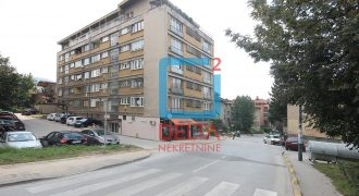 Adaptiran dvosoban stan, Višnjik, Centar