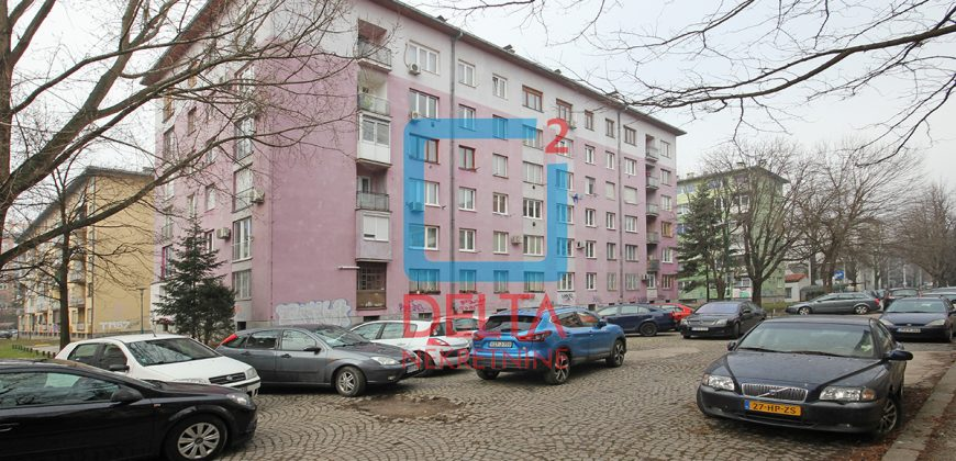 Namješten dvosoban stan, Grbavica