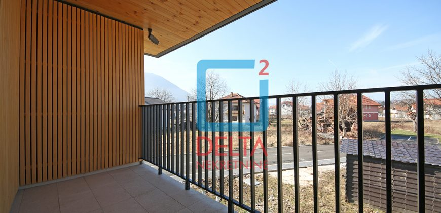 NOVOGRADNJA! Kuća 201m2, sa dvorištem 460m2 i parking mjestom, Osjek / Ilidža