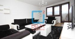 Adaptiran četverosoban stan na trećem spratu, Dobrinja