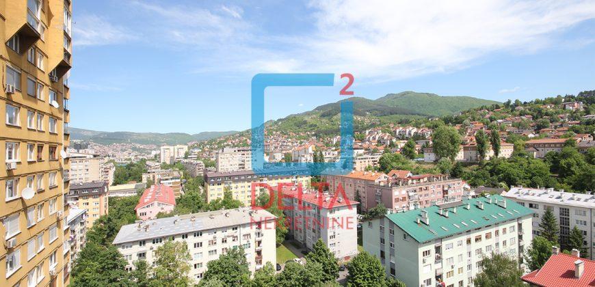 Namješten jednosoban stan 39m2, Grbavica