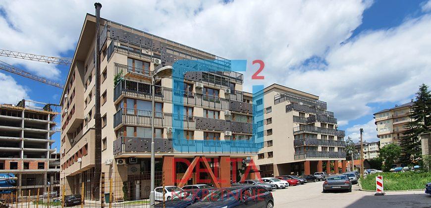 Dva poslovna prostora ukupne površine 199m2, Stup / Ilidža
