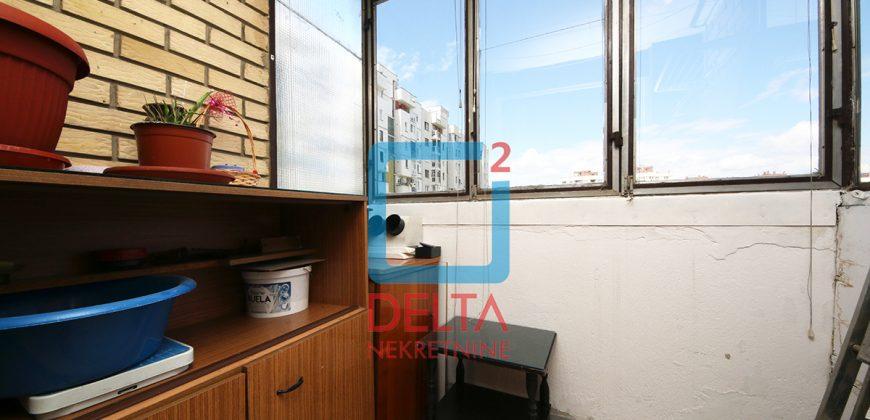 Praktičan dvosoban stan na 2. spratu, Dobrinja 2