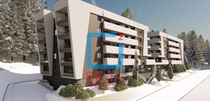 Dvosoban stan / apartman sa terasom od 21m2, Bjelašnica