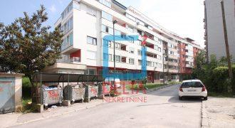 Adaptiran i namješten trosoban stan, Kovačići / Grbavica