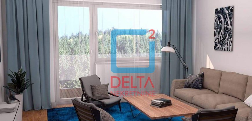 AKCIJA! Dvosoban stan / apartman sa terasom od 21m2, Bjelašnica