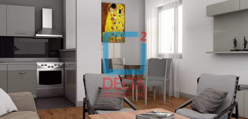 AKCIJA! Dvosoban apartman / stan sa terasom od 18m2, Bjelašnica
