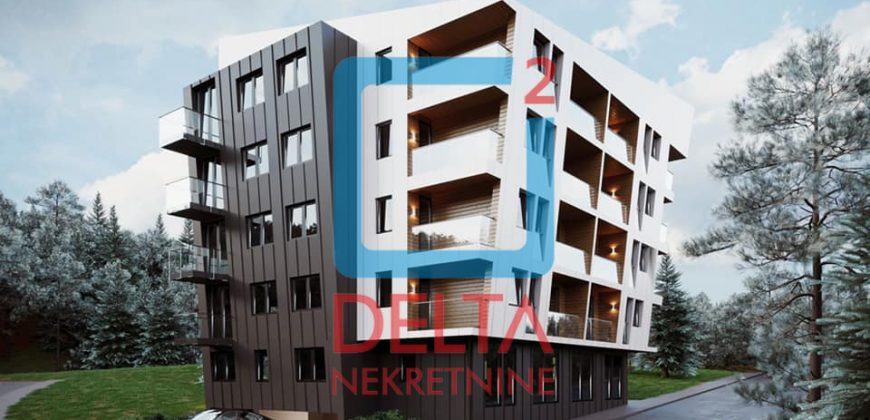 Luksuzni jednoiposoban apartman / stan , Bjelašnica