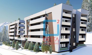 Jednoiposoban apartman / stan 26,92m2, Bjelašnica