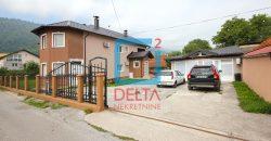 Četverosoban stan sa baštom i parkingom, Hrasnica
