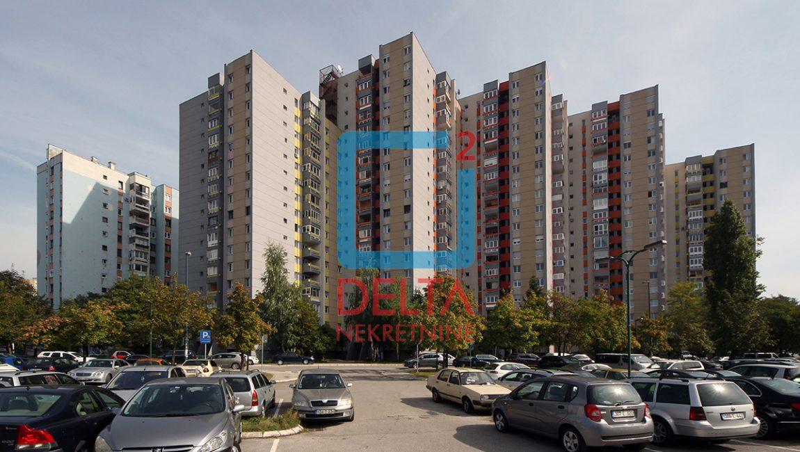 Djelomično adaptiran četverosoban stan, Alipašino Polje