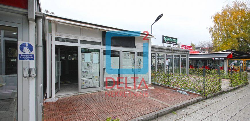 Višenamjenski poslovni prostor 78m2, Mala aleja, Ilidža