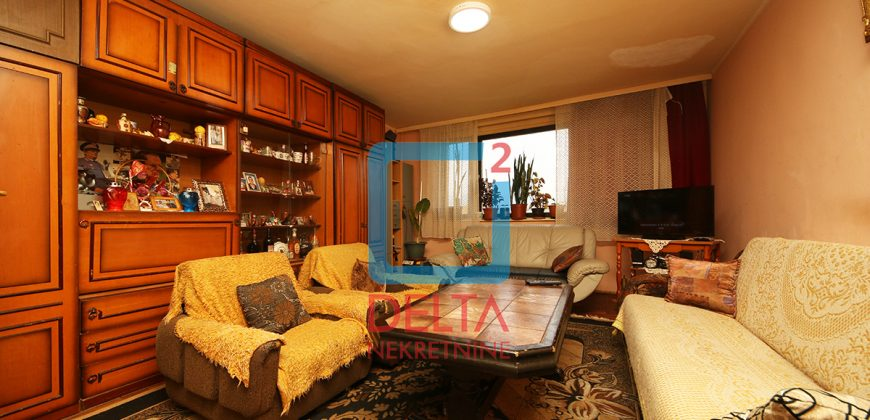 Trosoban stan na 3. spratu, Dobrinja