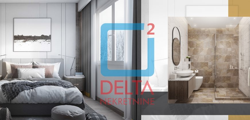 Dvosoban apartman / stan na 1. spratu, Jahorina