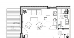 Jednoiposoban apartman / stan sa balkonom, Bjelašnica