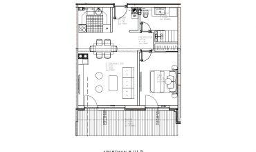 Dvosoban apartman sa pogledom na stazu, Bjelašnica