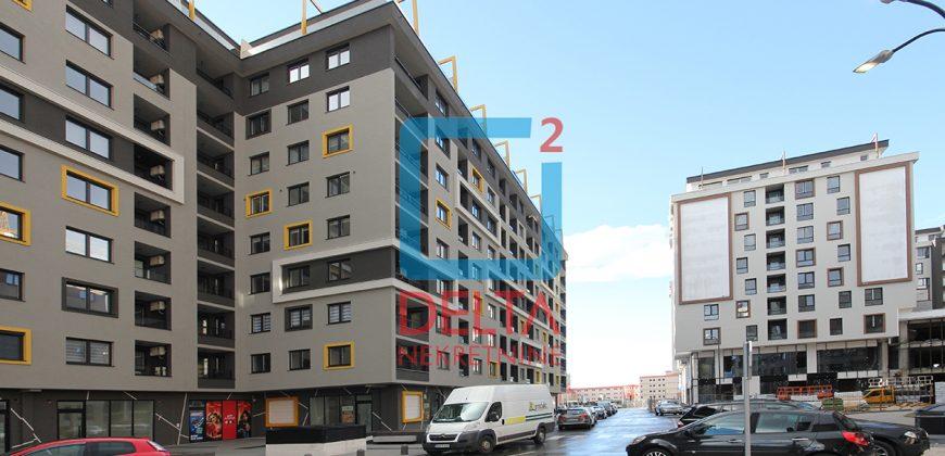 Trosoban stan, Bulevar / Stup