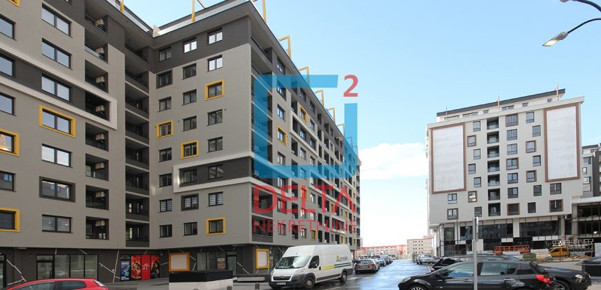 Trosoban stan na 2. spratu, Bulevar / Stup