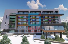 Dvosoban apartman površine 39,79m2, aparthotel Phoenix, Bjelašnica