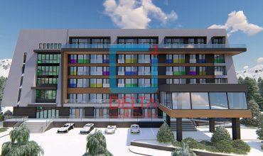 Dvosoban apartman površine 45,50 m2, aparthotel Phoenix, Bjelašnica