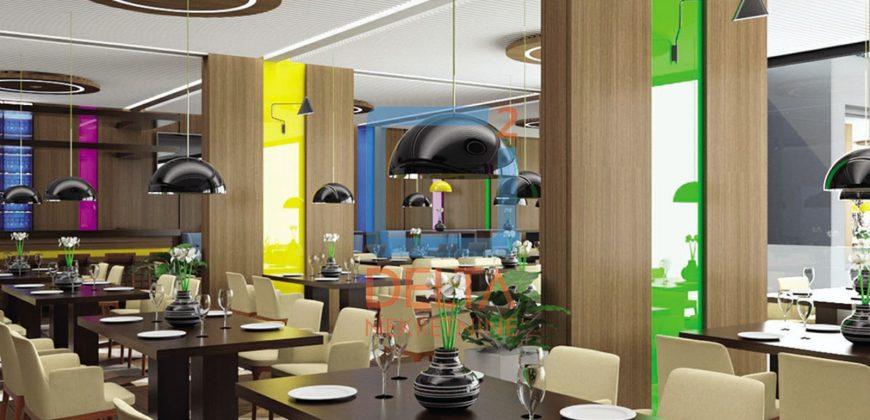 Trosoban apartman površine 57,40 m2, aparthotel Phoenix, Bjelašnica