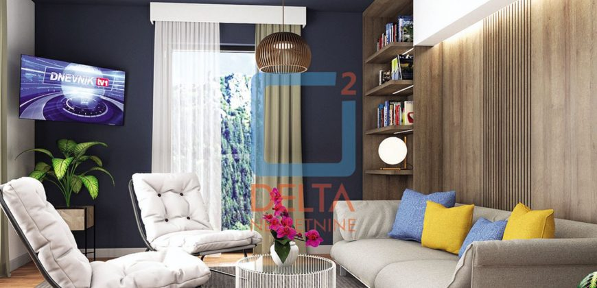 Jednosoban apartman površine 26,69m2, aparthotel Phoenix, Bjelašnica