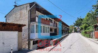 Jednosoban stan sa garažom / Podhrastovi / Stari Grad