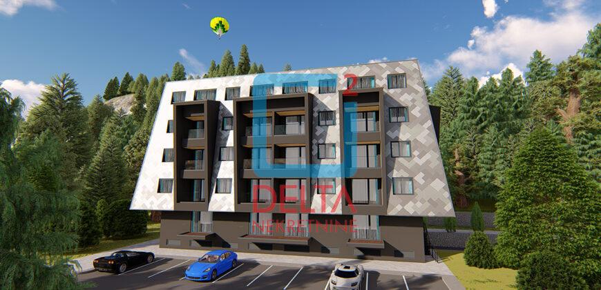 """VILLA MONTIS""! Dvosoban apartman / balkon / Bjelašnica"